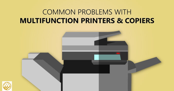 Problems with multifunction printers
