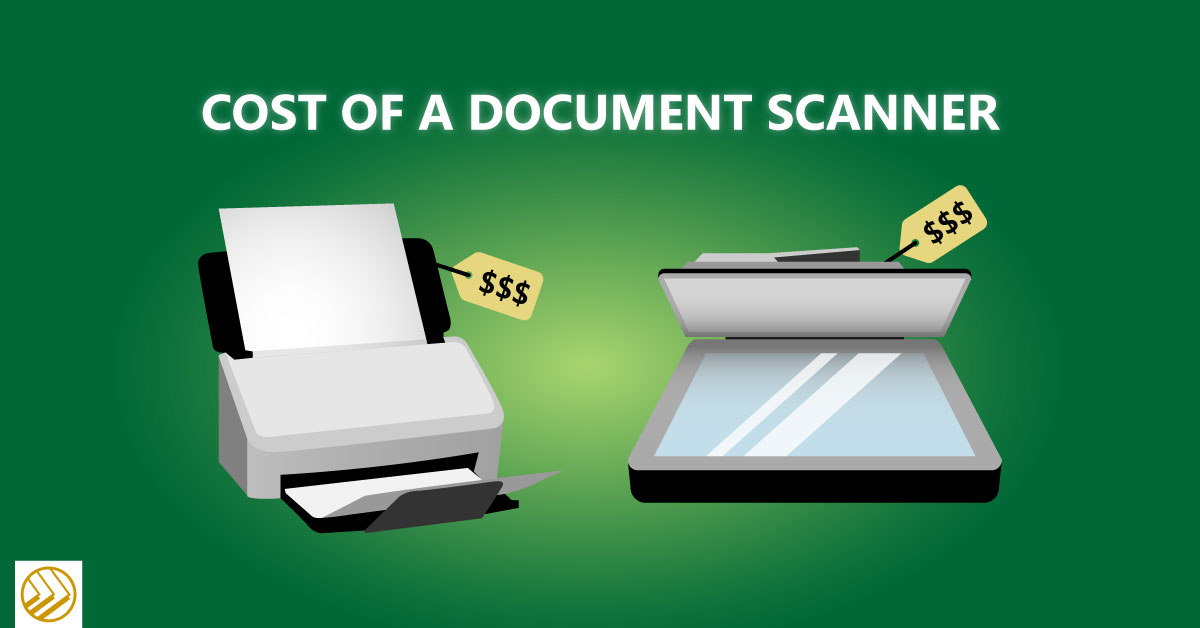 document scanner cost