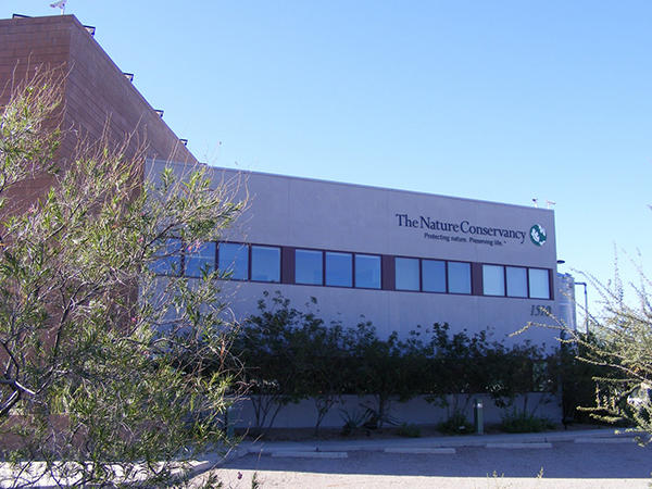 The Nature Conservancy building