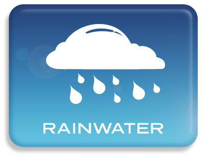 Rainwater harvesting collects water from rooftops, which is a fairly clean source of water. These systems are the most common. Click here to learn more.