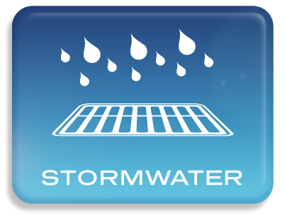 Stormwater harvesting collects ground-level rainwater and can be used to offset stormwater management requirements. Click here to learn more.