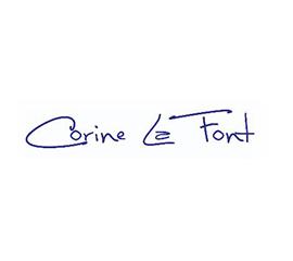 Corine La Font logo