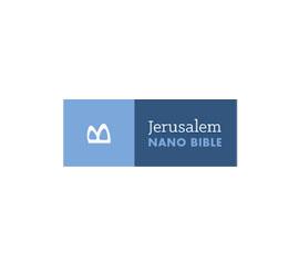 Jerusalem Nano Bible Logo