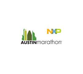 NXP Austin Marathon Logo
