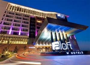 Aloft Hotel Tucson Relocation