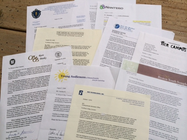 6 Tips When Asking for a Letter of Recommendation