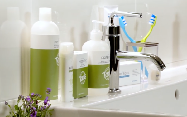 2020 Personal-Care Insights: Tom's Pioneers Prebiotic Products