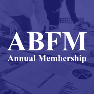 ABFM Annual Membership