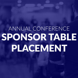 Sponsor Table Placement