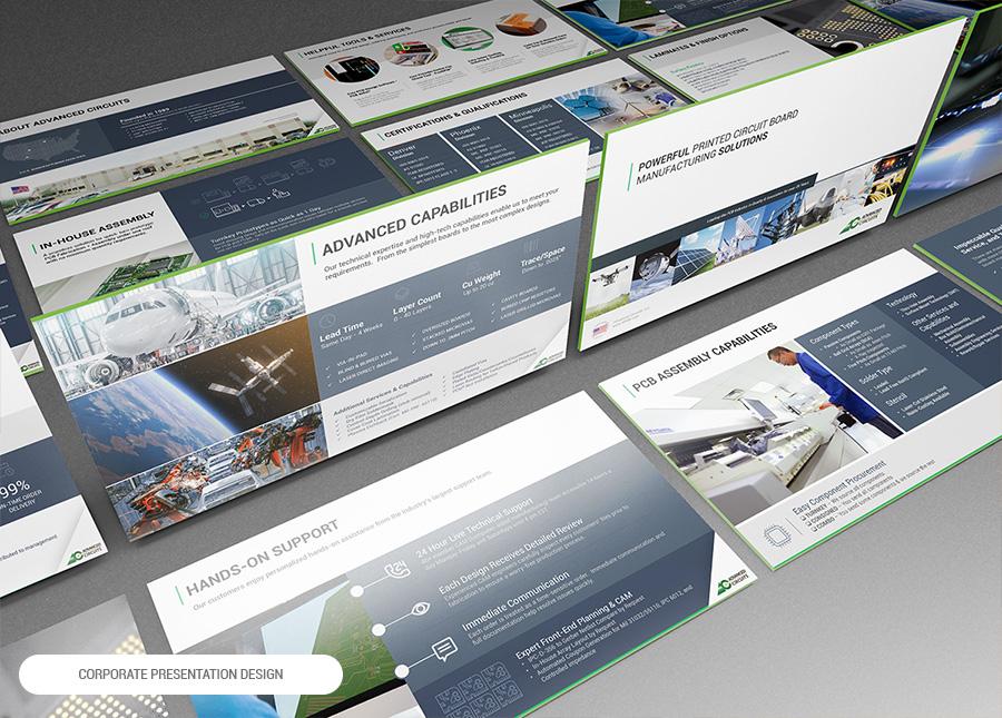 corporate presentation design   denver colorado