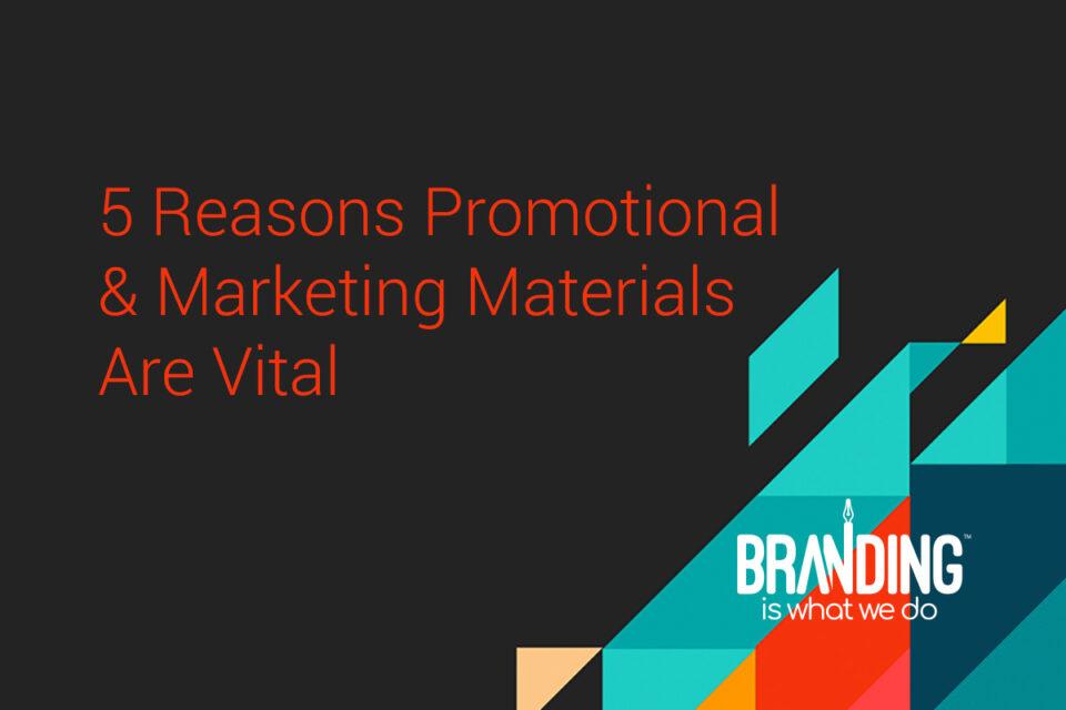 Branding & Marketing Materials