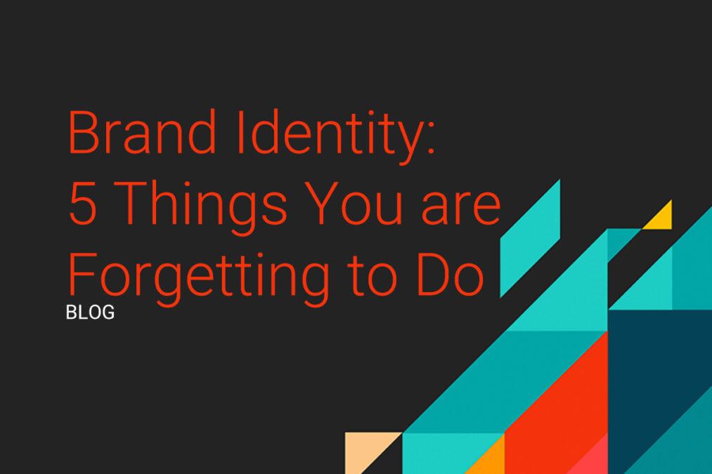Branding & Business Identity Design   Denver, CO