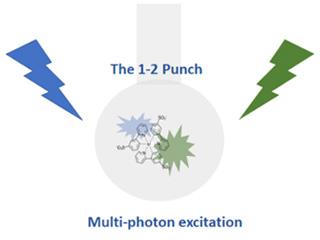 Multi-photon excitation