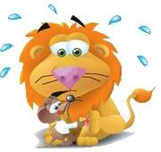 lion&mouse logo-0001