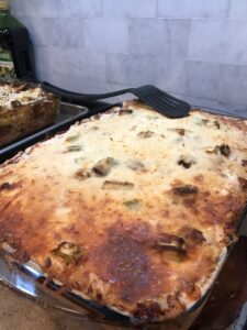 Baked Veggie Ziti Recipe