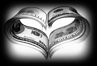 money heart2
