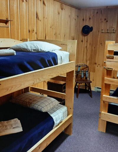 Common Bunk Room Setup