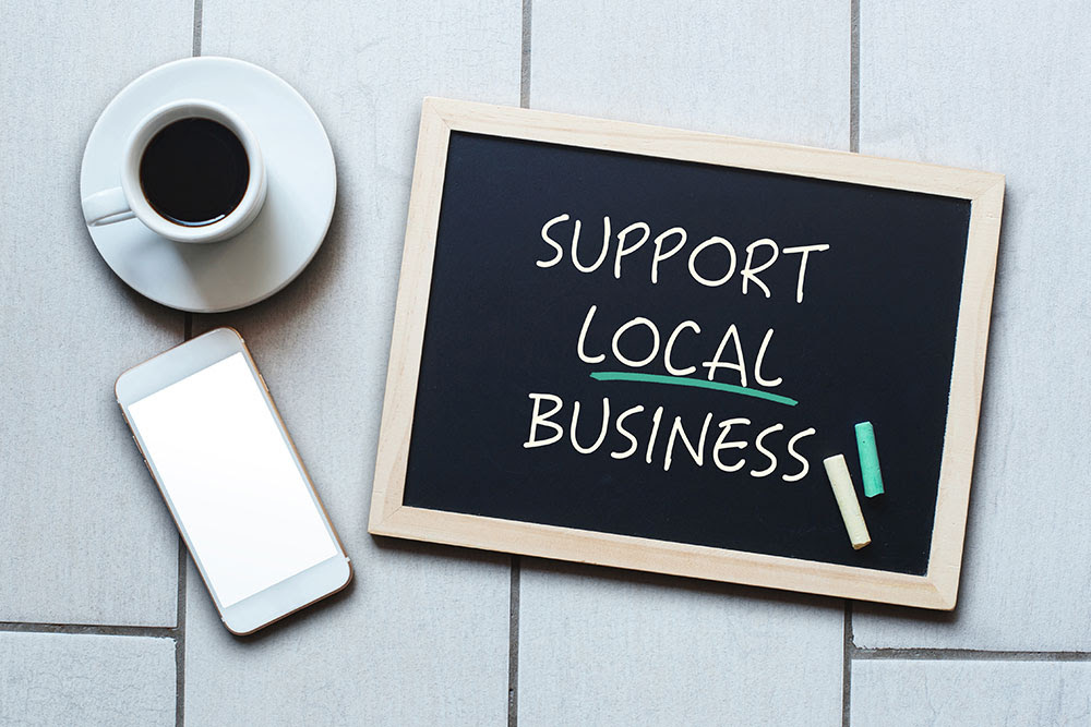 Support Local Business
