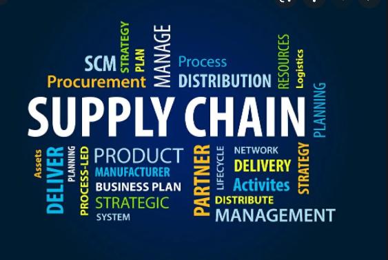 Supply Chain graphic