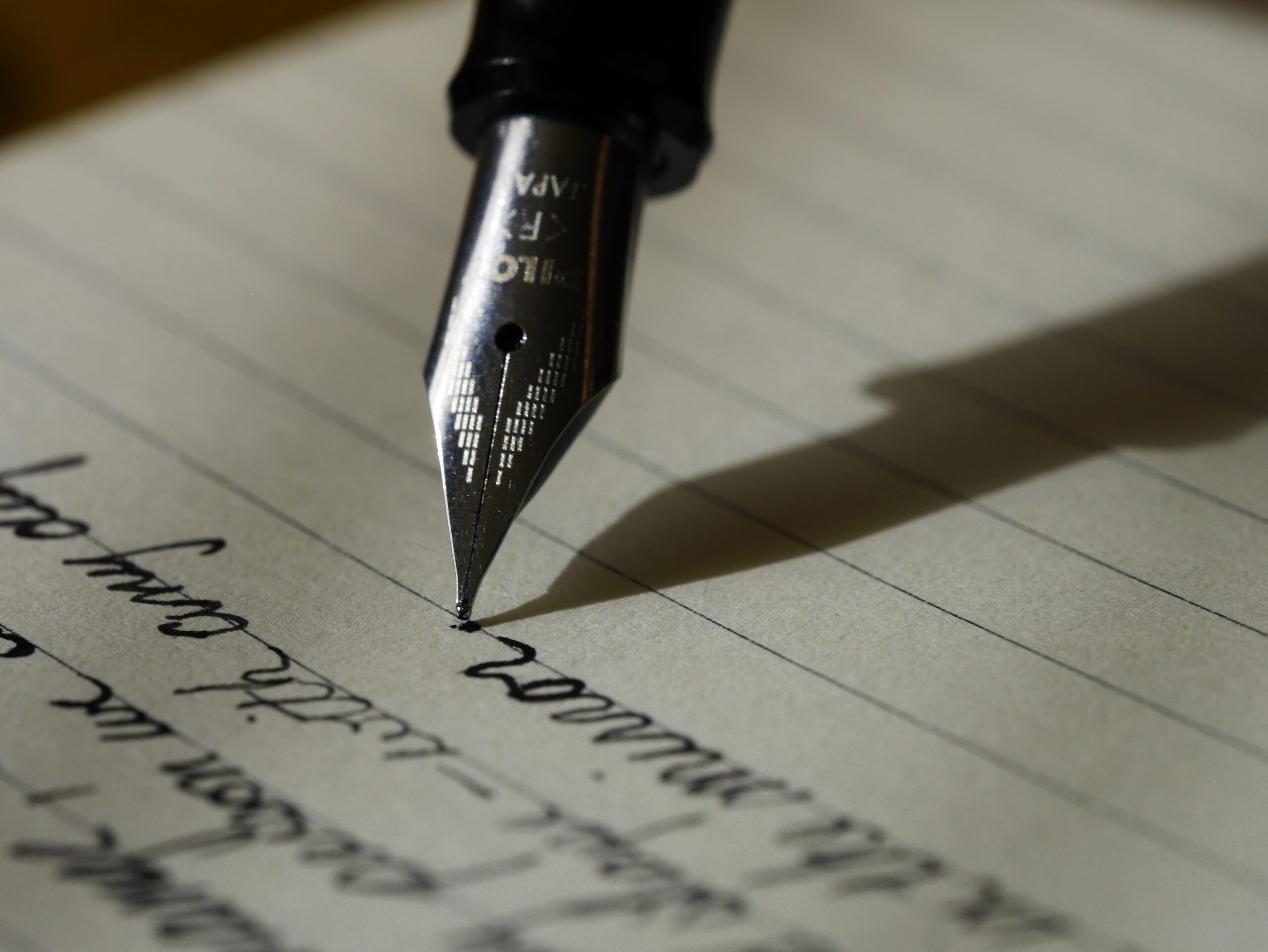 Ed Crane Writing