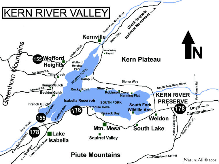 Kern-River-Valley-Area-Map