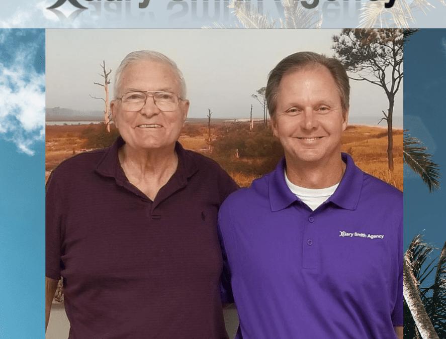 Gary Smith Sr and Gary Smith Jr