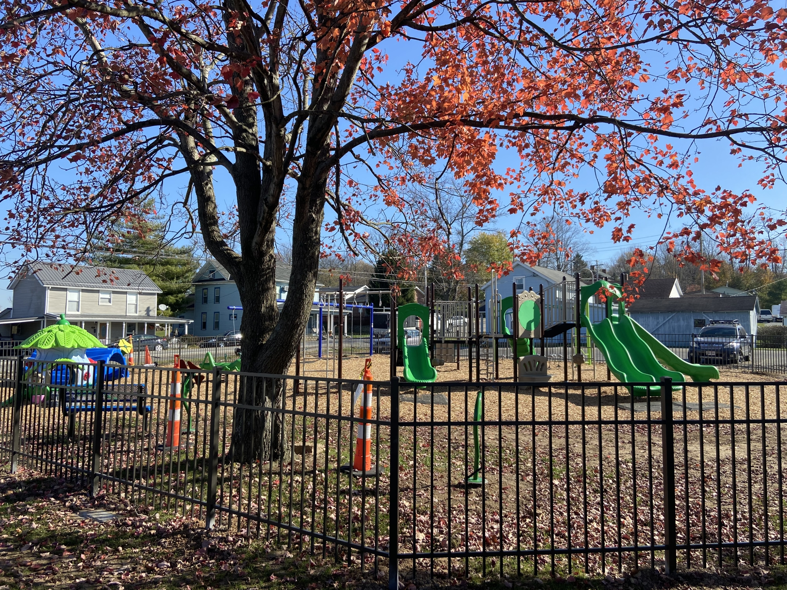 Clarksville Playground Grant Recipient