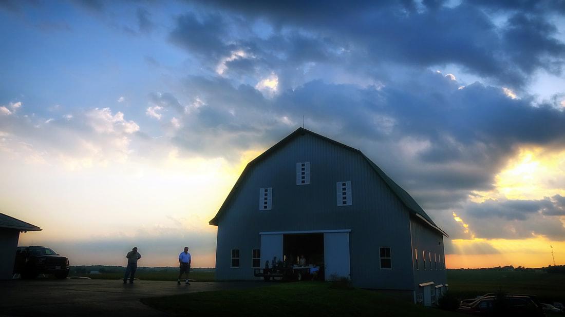 Barn in Clinton County, Ohio