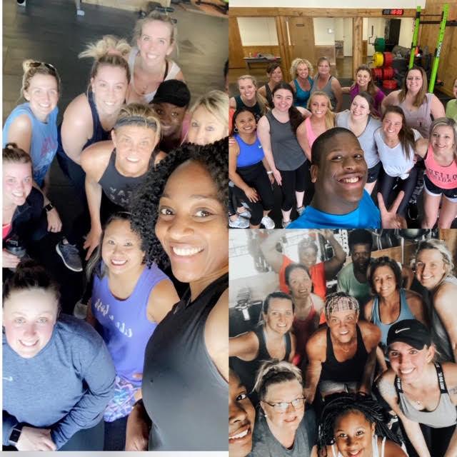 fitness selfies
