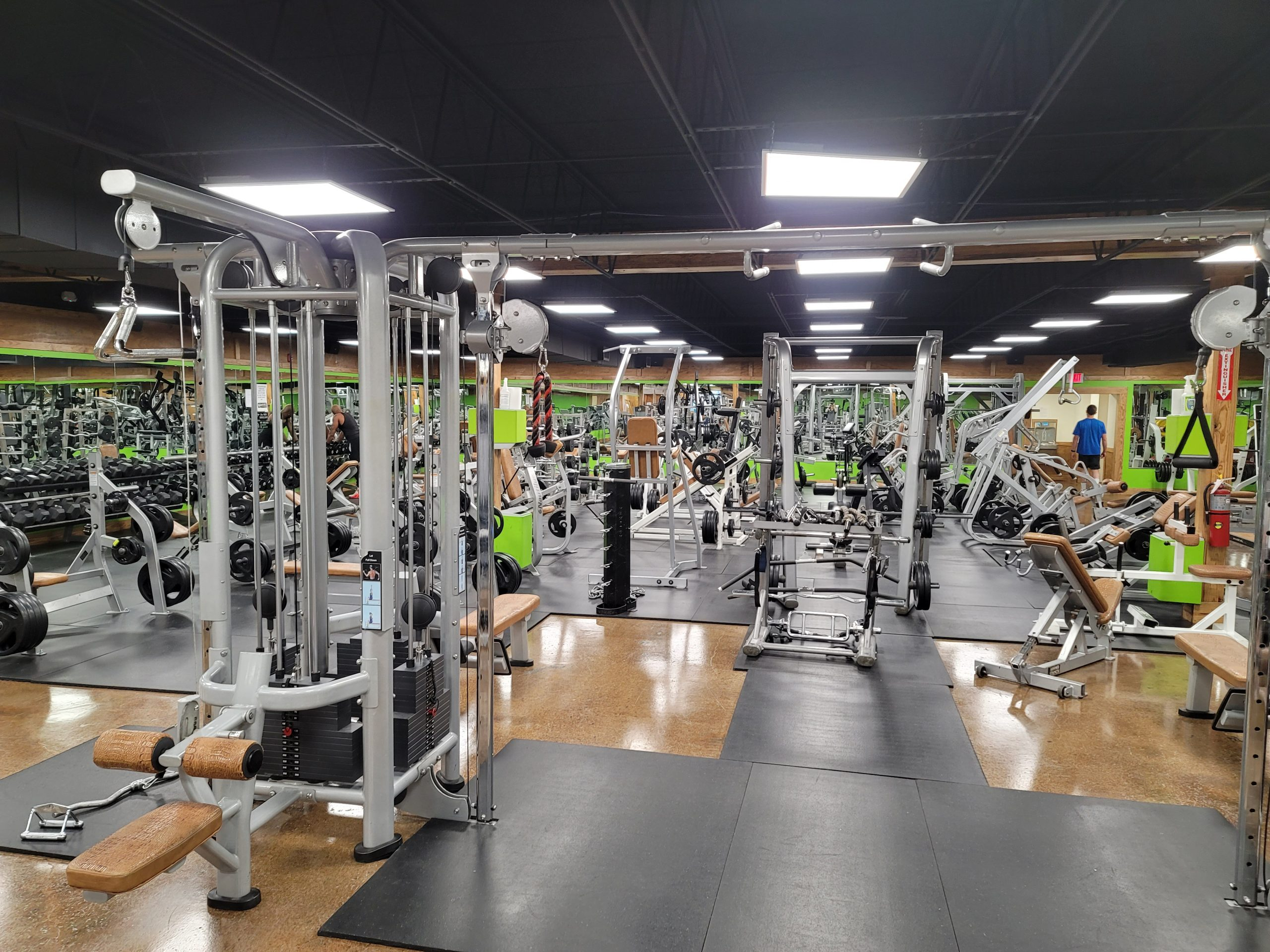 gym in sheffield