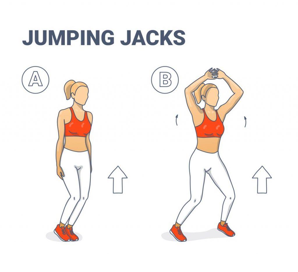 Jumping Jacks Example