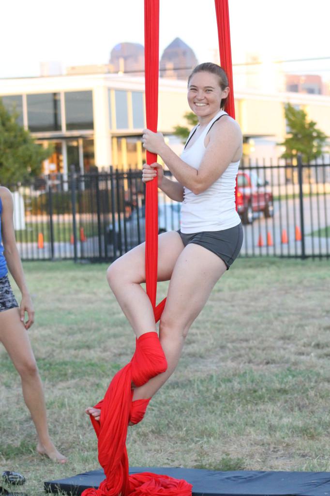 Outdoor fun in Dallas