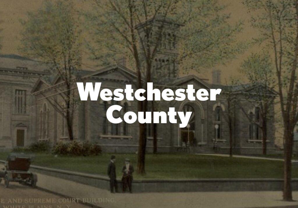 Westchester County, White Plains, Yonkers, New Rochelle, Scarsdale, Tarrytown, Mount Vernon, Rye, Mount Kisco, Mamaroneck, Peekskill, Bronxville, Valhalla, Elmsford, Larchmont, Dobbs Ferry, Ossining, Eastchester, Harrison, Pleasantville, Hartsdale, Chappaqua, Armonk, Croton-on-Hudson, Tuckahoe, Bedford, Village of Pelham, Briarcliff Manor, Yorktown Heights, Hastings-on-Hudson, Irvington, Sleepy Hollow, Katonah, Ardsley, Thornwood, Cortlandt, Hawthorne