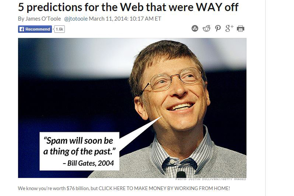 5 predictions for the Web that were WAY off