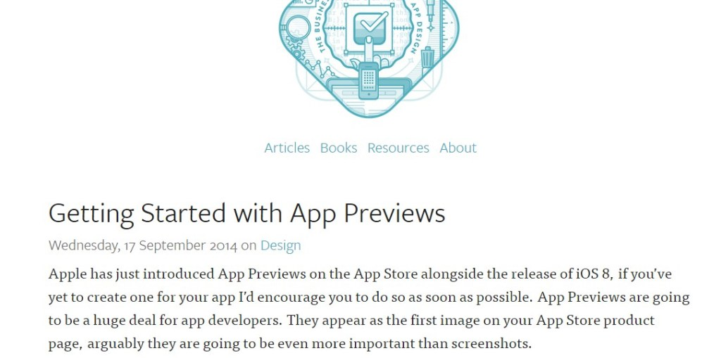Getting Started with App Previews