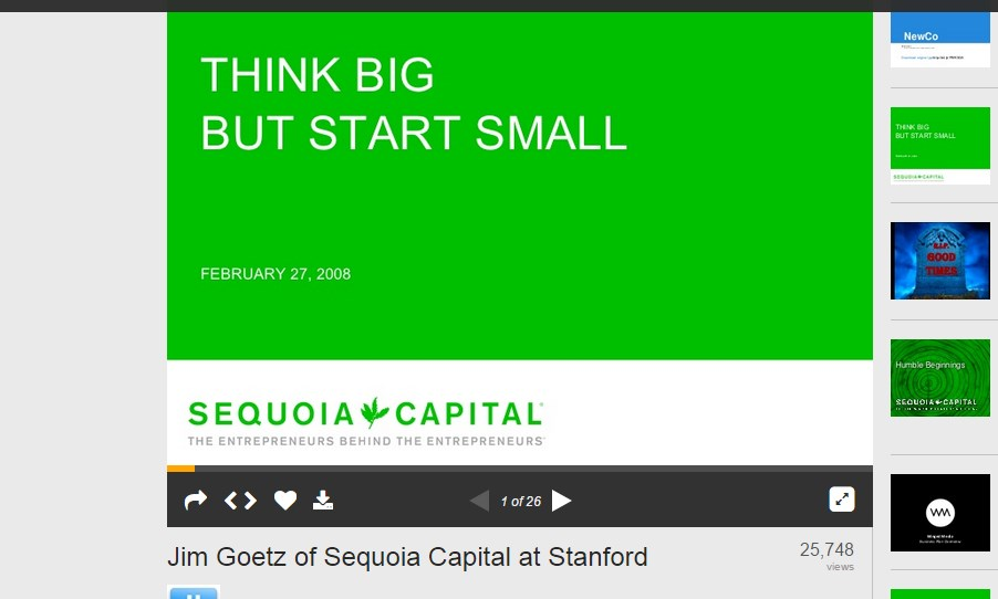 Jim Goetz of Sequoia Capital at Stanford