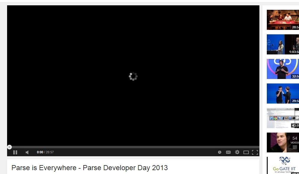 Parse is Everywhere - Parse Developer Day 2013