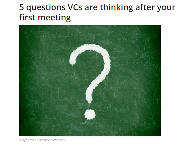 5 VC Questions