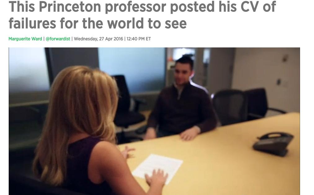 princeton professor