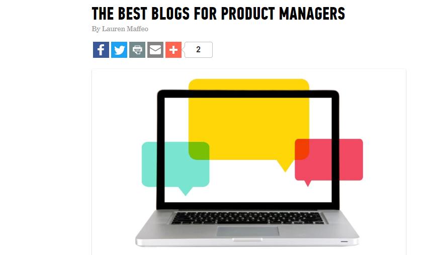 BestBlogsforProductManagers