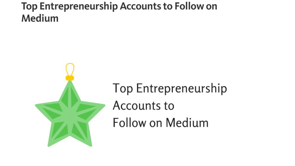 mediumentrepreneurship