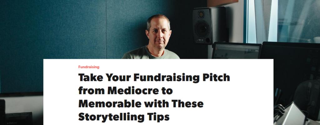 FundRaisingPitch-StoryTelling