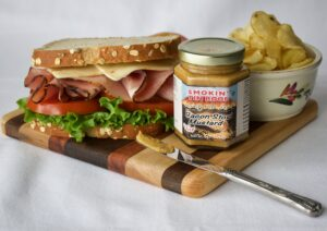 Mustard Sandwich