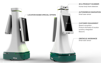 robots for retail
