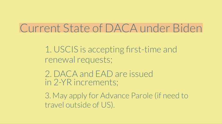 DACA is Here to Stay