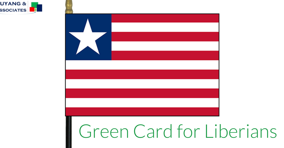 Sample RFE Template Targeting Green Card Applications for Liberian Refugee Immigration Fairness (LRIF)