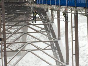 Foreman At Work