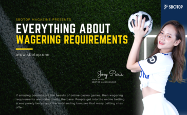 About Wagering Requirements Blog Featured Image