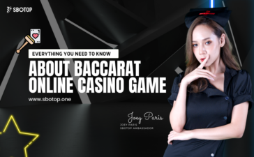Baccarat Online Casino Game Blog Featured Image