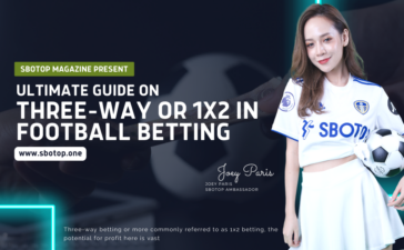 Three-Way Or 1x2 In Football Betting Blog Featured Image